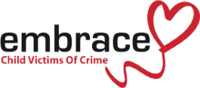 Embrace Child Victims of Crime logo