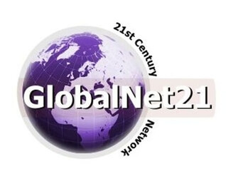 Global-Net 21 logo